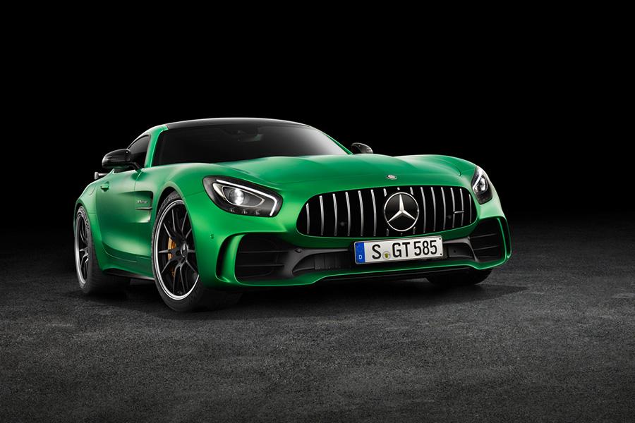 Mercedes Mystique Driving the Future
