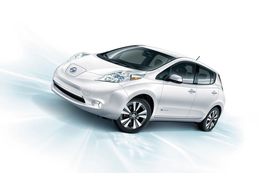 Nissan LEAF Battery Life Is Upgraded For 2017