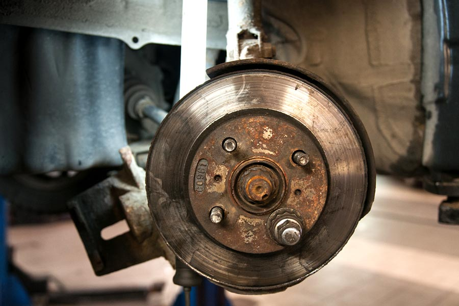 Images Of Bad Calipers : Signs of bad rotors in your car brakes a performance