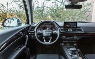 Audi SUV Q5 for 2018 is Getting Rave Reviews from Kelley Blue Book