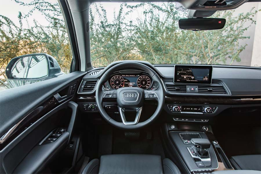 SUV Q5 for 2018 is Getting Rave Reviews from Kelley Blue Book