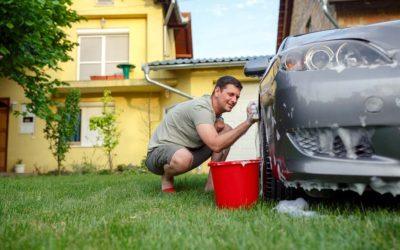 How to Wash a Car Legally in Sunnyvale CA