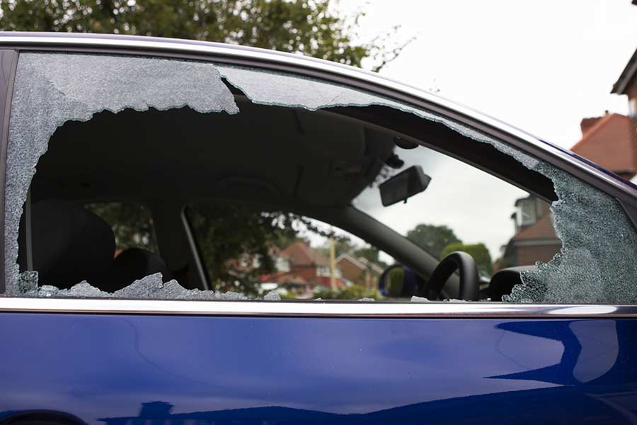 Car Break-Ins Near All Time High in Bay Area