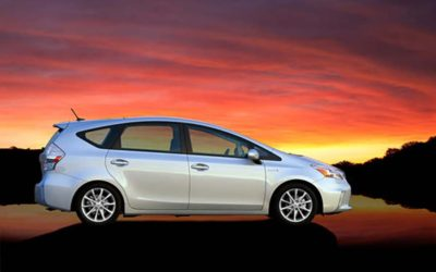 Recall Notice for Toyota Prius and Prius 5