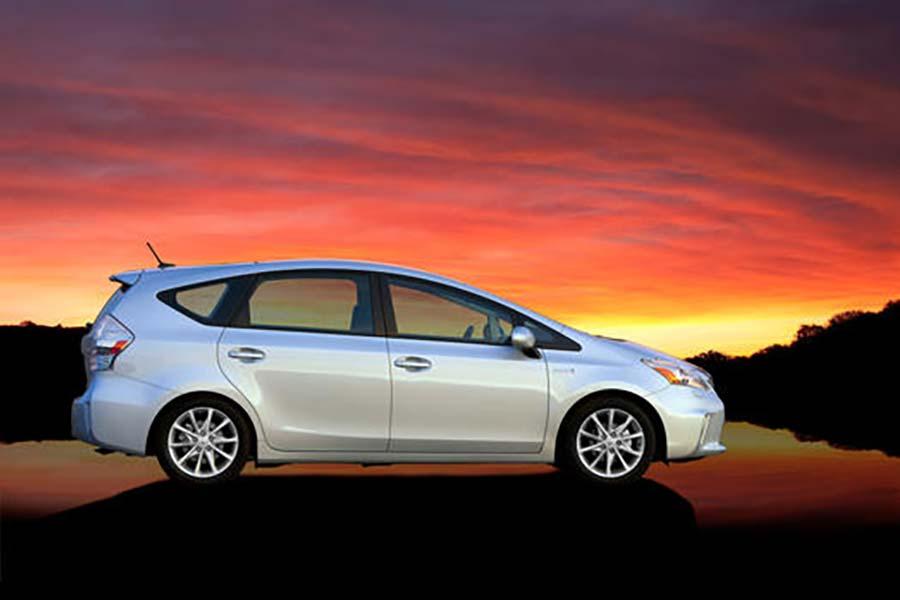 Recall Notice for Toyota Prius and Prius 5