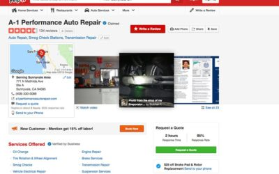 Auto Repair Near Me in Sunnyvale CA
