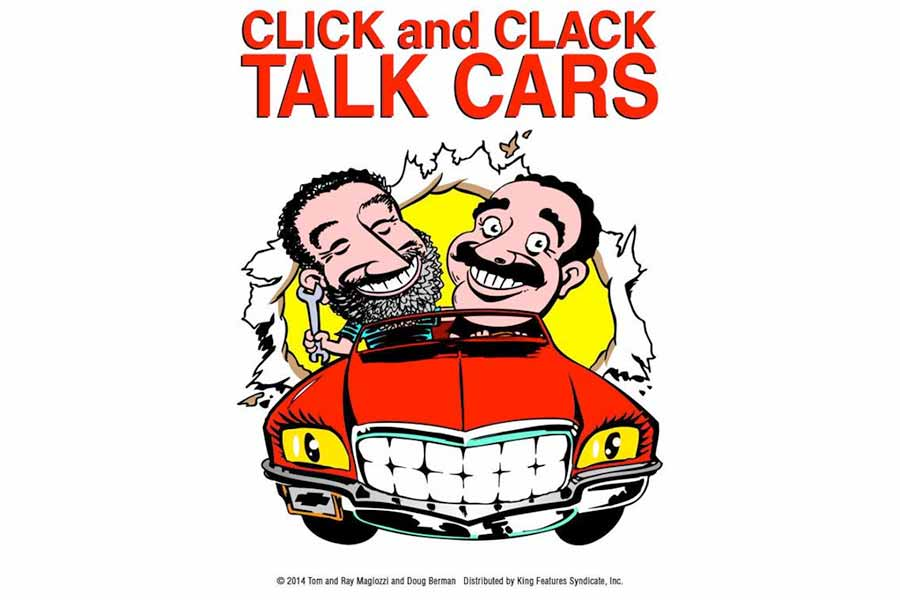 The show Car Talk is not gone and not forgotten.