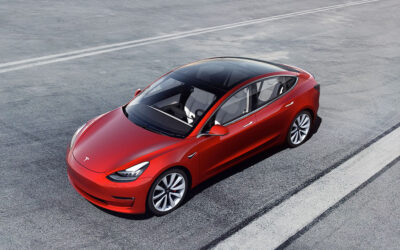 Tesla Model 3 and Autonomous Driving